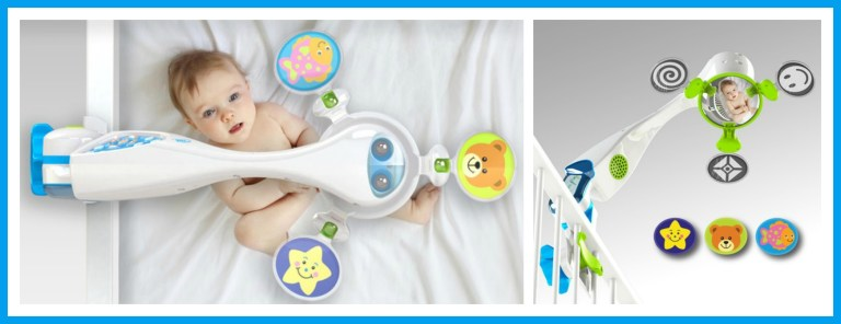 Nurture Smart Crib Mobile