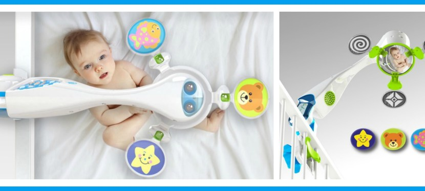 Therapeutic Infant Toy Review: Nurture Smart Crib Mobile