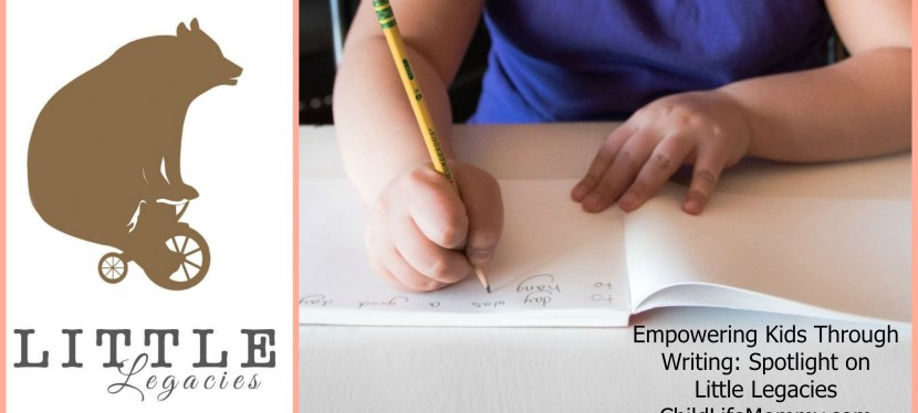 Empowering Kids Through Writing: Spotlight on Little Legacies