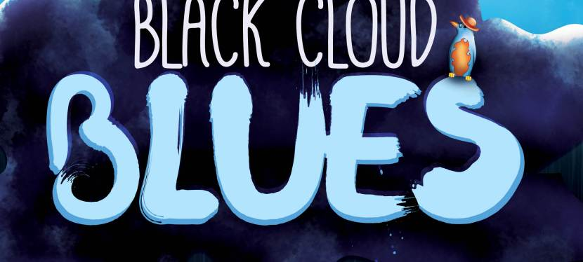 Helping Children Understand Depression: The Black Cloud Blues, Spotlight and Giveaway