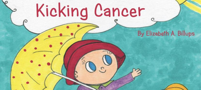 The Puddle Jumper's Guide to Kicking Cancer: Spotlight and Giveaway