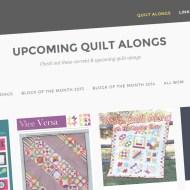Website Update – QuiltAlong.net