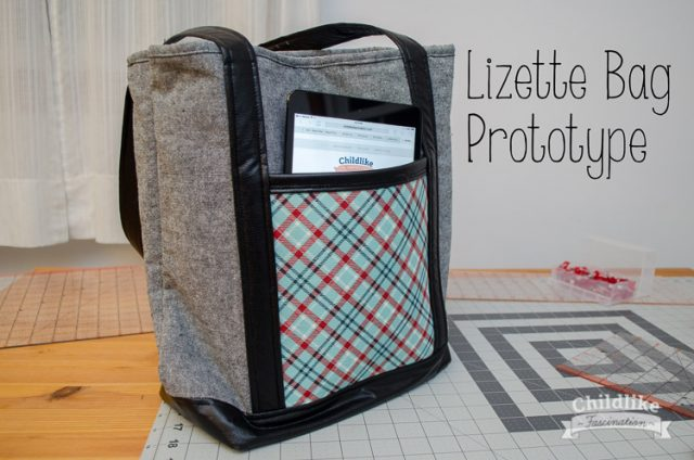 Lizette Bag Prototype