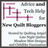 2015 New Quilters Blogger Sign Up is Open!