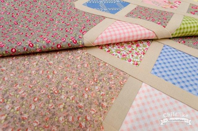 Bleached fabric tutorial coming next week!!
