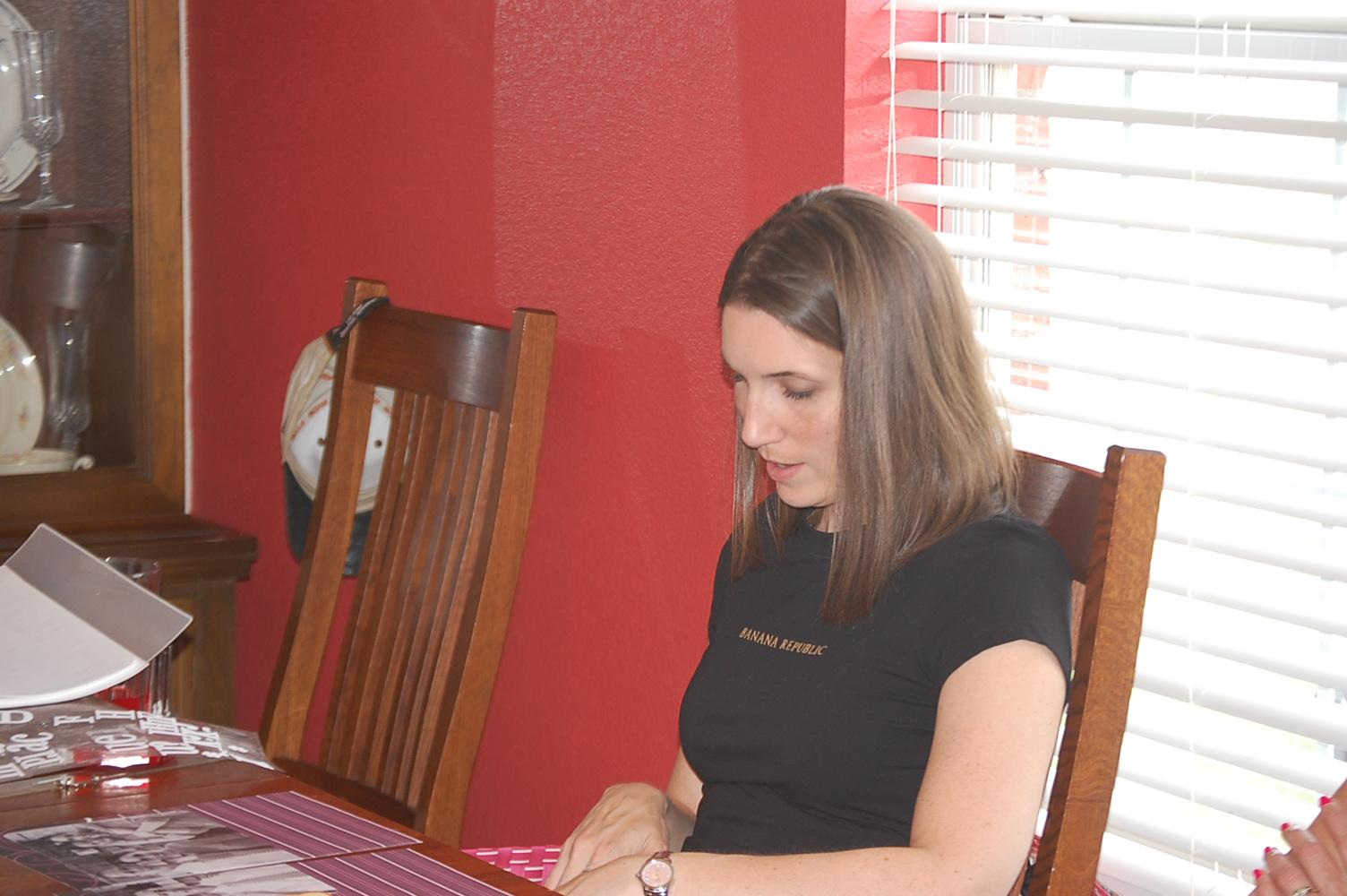 Kelley at Work
