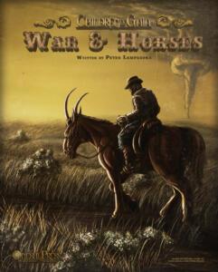 War & Horses: Cover
