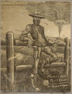 War & Horses: Micky Cobb