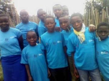 Club d'enfants du Comité Ushind