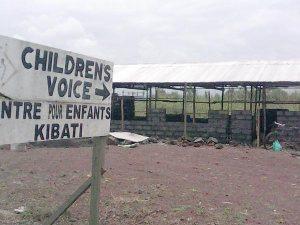Réhabilitation du Centre d'accueil de Kibati
