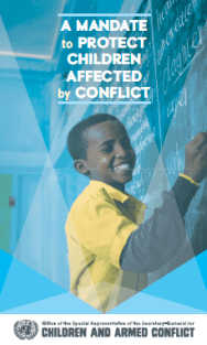 A Mandate to Protect Children Affected by Conflict