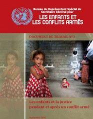 #3 - Les enfants et la justice pendant et après un conflit armé