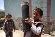 ليلى زروقي: عدد الضحايا الأطفال باليمن منذ تصاعد الصراع يزيد بثلاثة أضعاف عن عام 2014