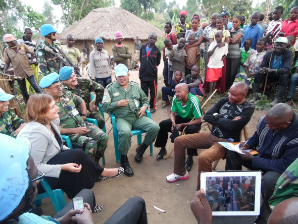 Protecting children in the Democratic Republic of the Congo