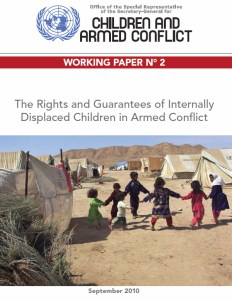 #2 - The Rights and Guarantees of Internally Displaced Children in Armed Conflict
