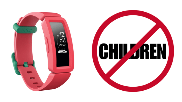 fitbit for children