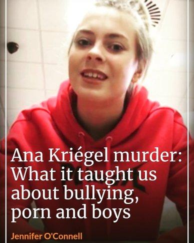 image of ana kriegel