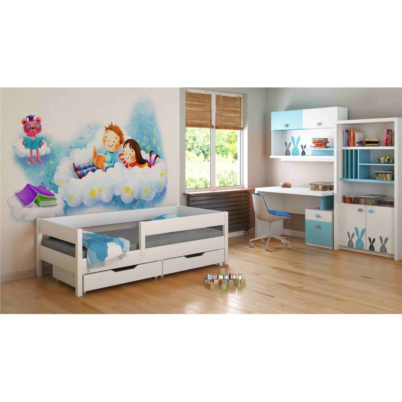 simples lit simple mix pour enfants enfants toddler junior single bed mix for kids children toddler junior white
