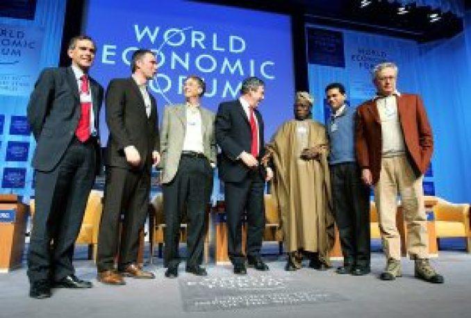 Gates WEF