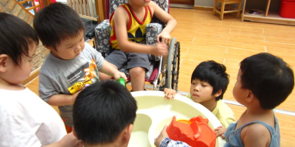 Adopt a waiting child from China.