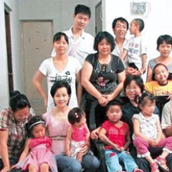 China Charity.  Little Homes of Hope