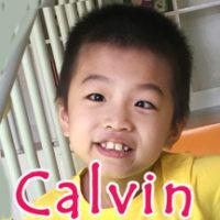 Calvin WEb