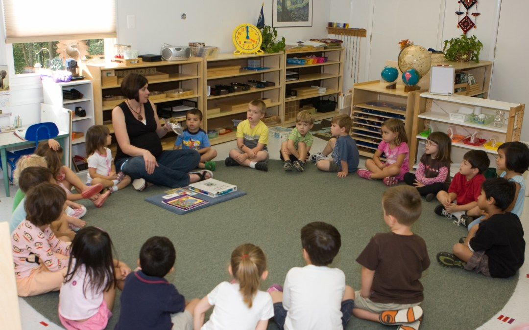 The Importance of Circle Time in Montessori