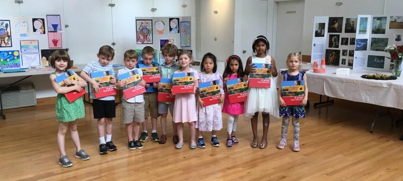 Our Montessori Kindergarten Program