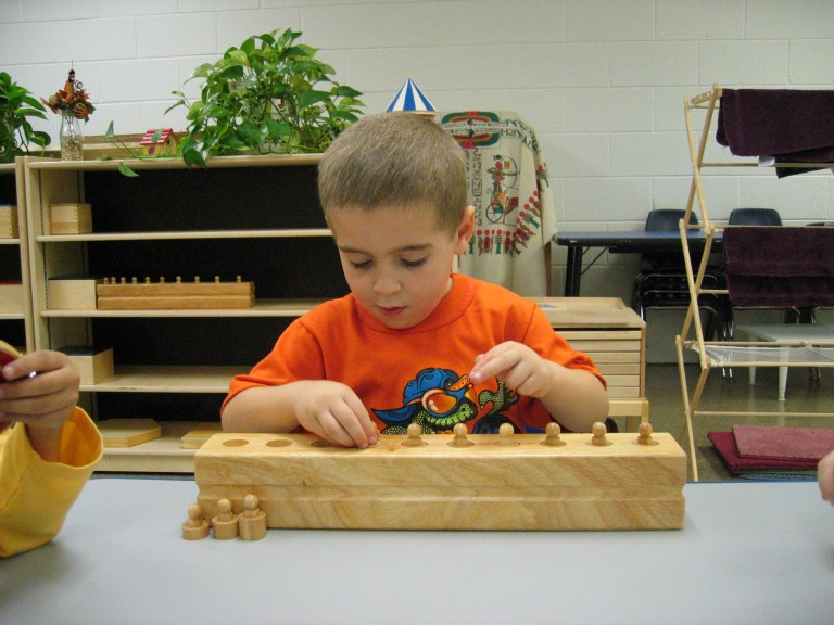 4 Important Lessons Kids Learn in Montessori