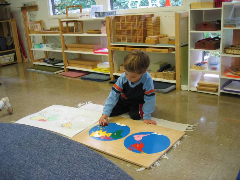 Understanding Montessori: The Child