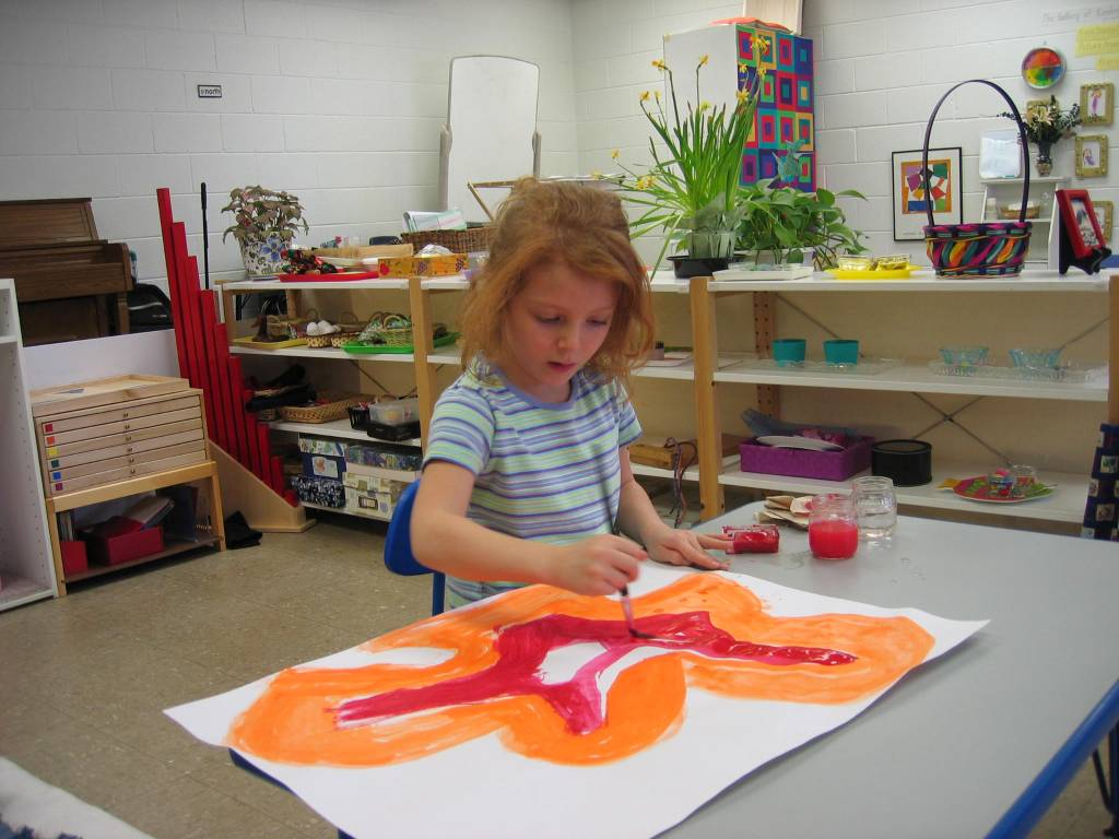 Our Vision: How CHMS Interprets Maria Montessori's Philosophy