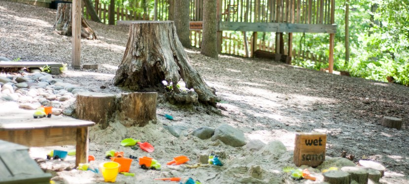Five Key Elements to Creating a Natural Play Space for Children