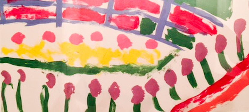 Our Kindergarten Art Program