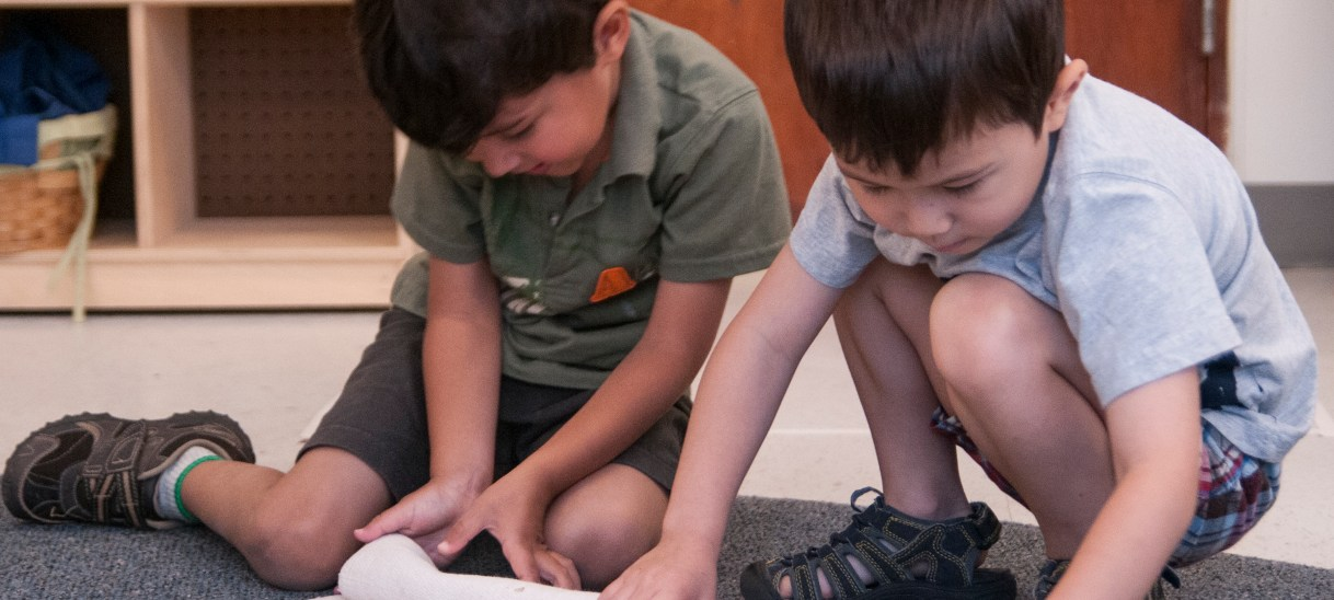 Montessori Philosophy in a Nutshell