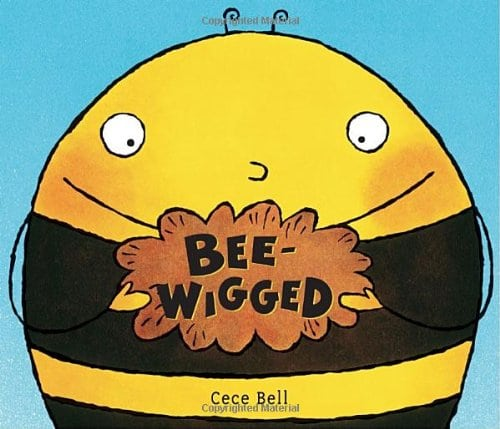 Bee-Wigged - Cece Bell