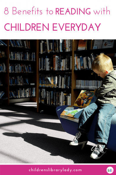 8 Benefits to Reading With Children Every Day