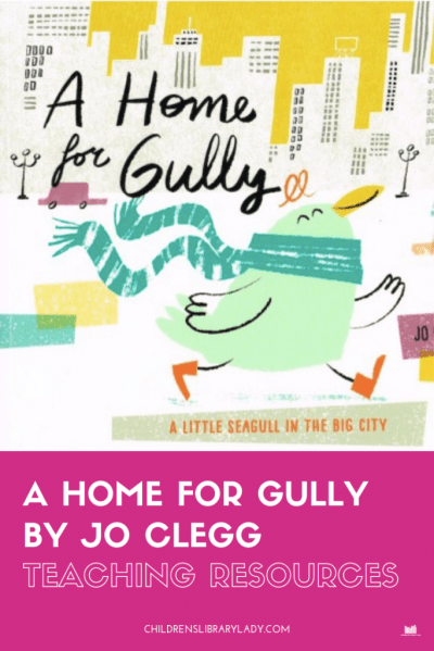 A Home for Gully by Jo Clegg