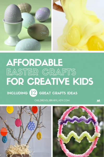 Beautiful & Affordable Easter Crafts for Creative Kids