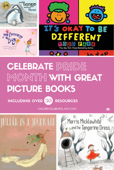 Celebrate Pride Month with Great Picture Books Pinterest