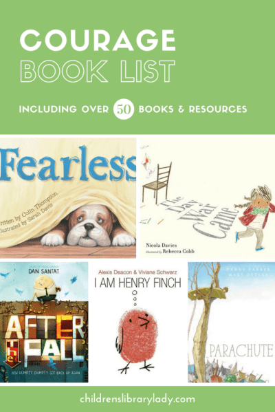 Courage Book List