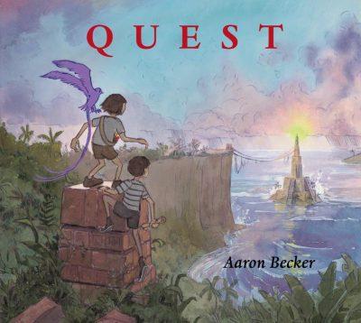 Quest byAaron Becker