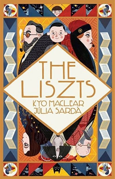The Liszts byKyo Maclear