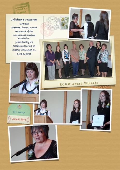 RCGW Awards