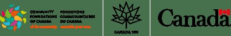 Community Fund for Canada's 150th Wordmark