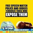 free speech - 2016