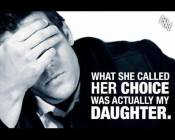 YOUR CHOICE IS MY DAUGHTER - STAND UP FOR ZORAYA 2015