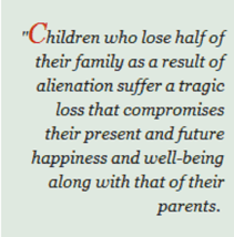 Conversation about Parental Alienation - 2016
