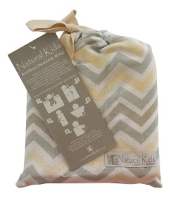 NATURAL KIDS BAMBOO AND ORGANIC COTTON SWADDLE WRAP