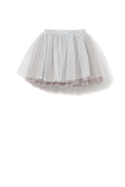 Milky Party Skirt