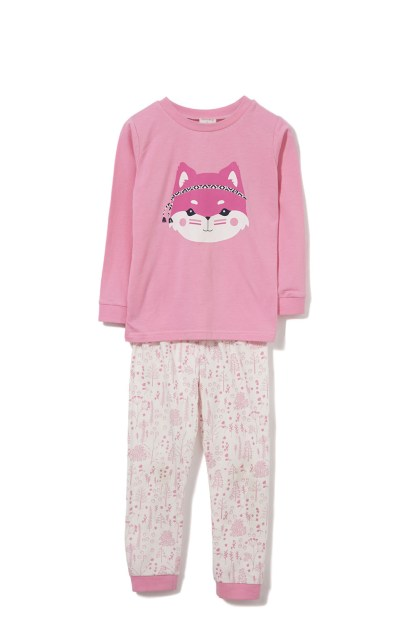 Milky forest pyjamas